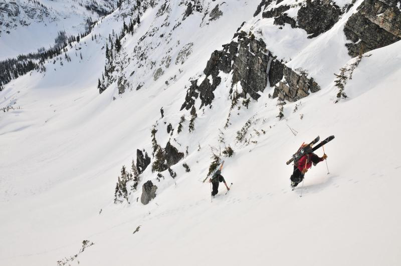 Back country skiing  - Revelstoke ski house rental - Revelstoke - rentals