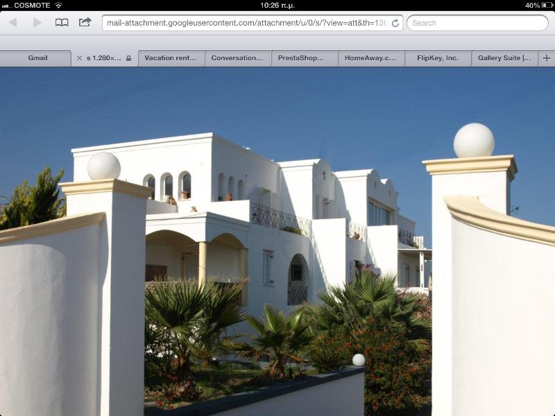 Bliss apartment,most budget,friendly rental. - Image 1 - Santorini - rentals