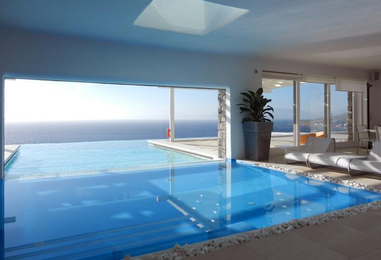 Royal Private Villa in Mykonos with Infinity Pool - Image 1 - Mykonos - rentals