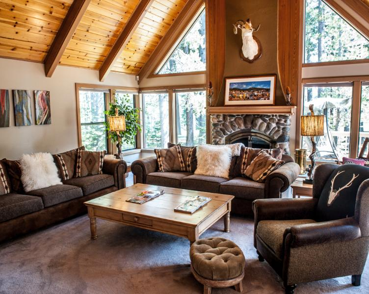 Tahoe Donner Golf Course View Vacation Retreat!!! - Image 1 - Truckee - rentals