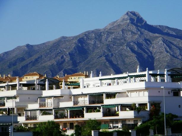 Complex - Osbourne 2 bedroom apartment close to Puerto Banus - Nueva Andalucia - rentals