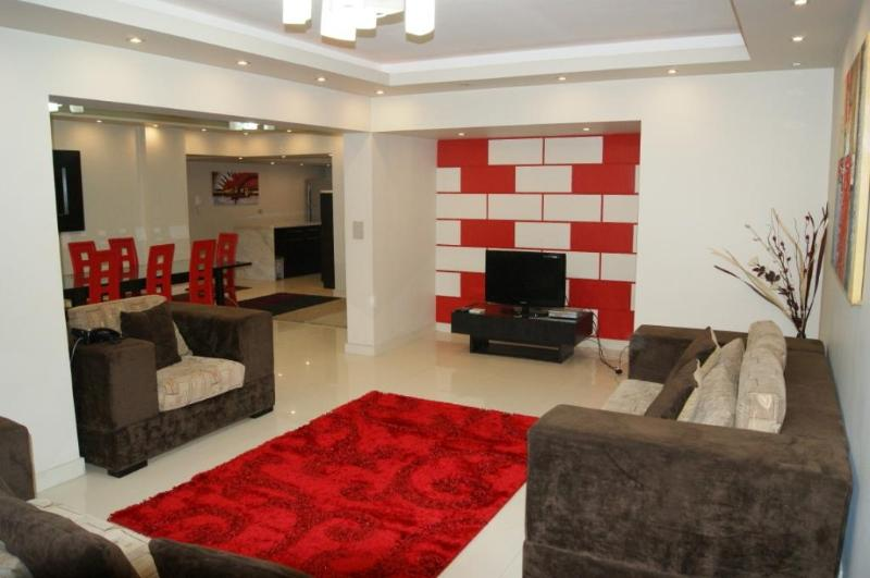 Lounge - Luxurious Modern Apartment - Cairo - rentals