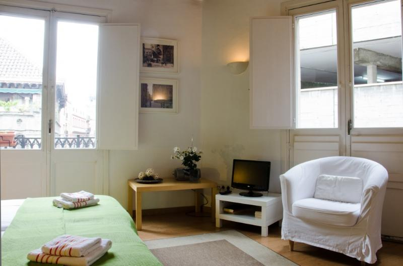 Private apartment up to 5 guests  - Barri Gòtic Barcelona 35 - managed by travelingtolisbon - Image 1 - United States - rentals