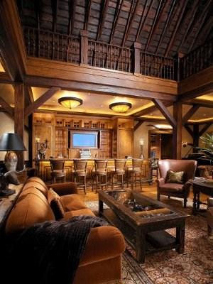 Barn - Z Heart Ranch: Ketchum Luxury Estate - Ketchum - rentals
