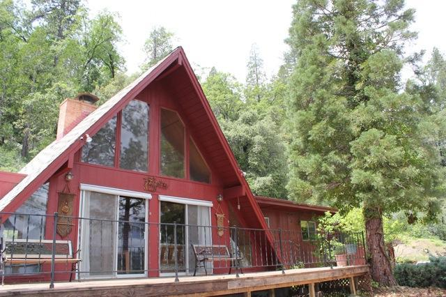 Discover Peaceful, Private Owl Lodge  Overlooking Tahoe Forest - Disoover Peaceful Private Owl Lodge & Tahoe Forest - Nevada City - rentals