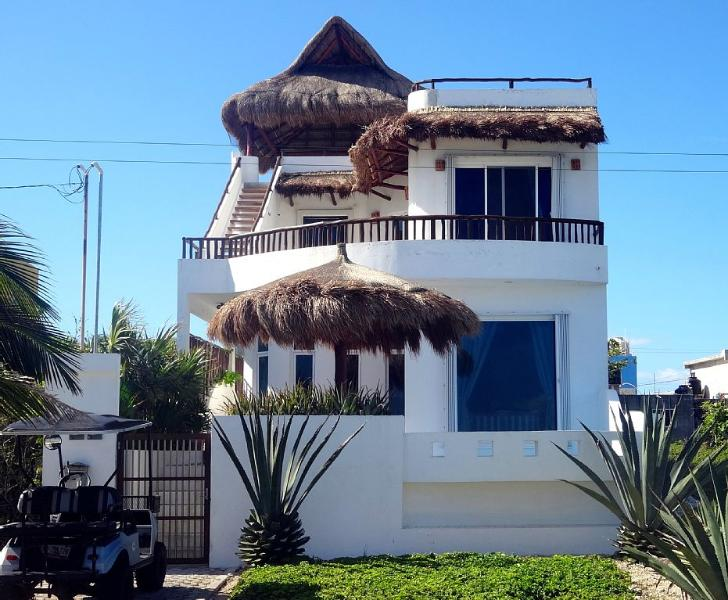 CASA PARAISO~CUSTOM ISLA MUJERES OCEANFRONT HOME~PRIVATE POOL~ - Casa Paraiso~Custom Isla Mujeres Oceanfront Home~Private Pool~ - Isla Mujeres - rentals