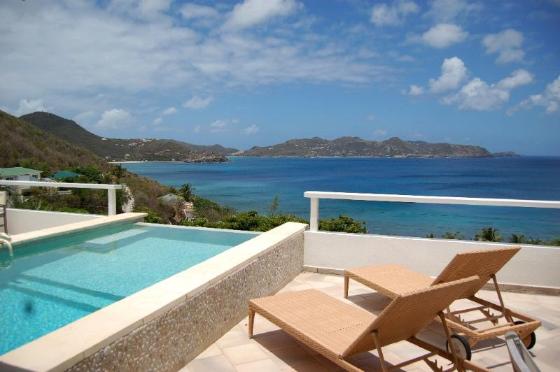 Capri at Pointe Milou, St. Barth - Ocean View, Amazing Sunset Views, Pool - Image 1 - Pointe Milou - rentals