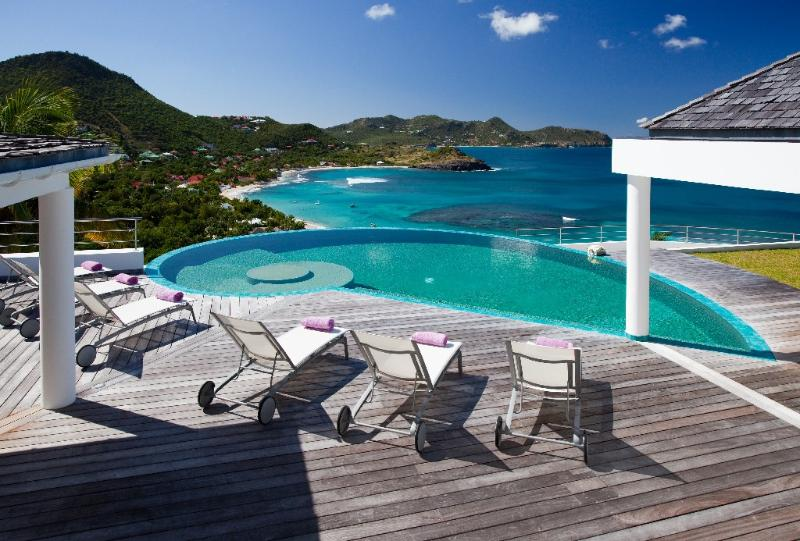 Coco at Lorient, St. Barth - Pool, Jacuzzi, Amazing Sunset Views - Image 1 - Lorient - rentals