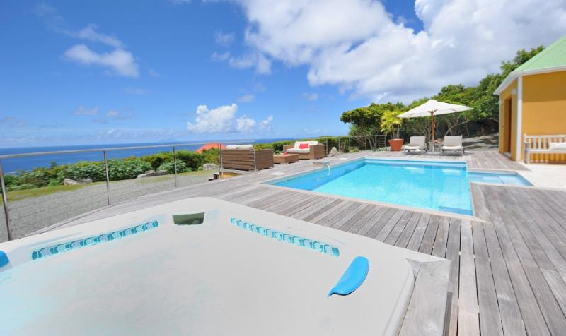 Costa Nova at Gouverneur, St. Barth - Amazing Sunset And Ocean View, Pool - Image 1 - Gouverneur - rentals