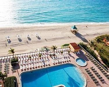 The Residence is Located directly on the Beach - On The Beach ! 3 Star Residence, Best Location - Sunny Isles Beach - rentals