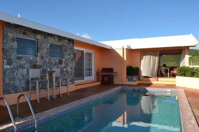 Private Pool - Vista Paradise...Great for Families, Awsome Views - Christiansted - rentals