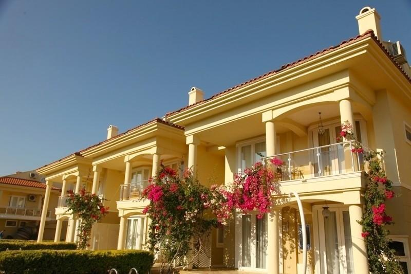 Beachfront 5 bedroom villa with private pool - Image 1 - Fethiye - rentals