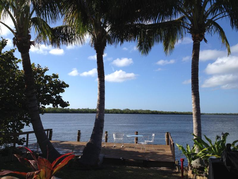 Water view from Matlacha Cottages - Tropical Paradise Matlacha Cottages-Green Cottage - Matlacha - rentals