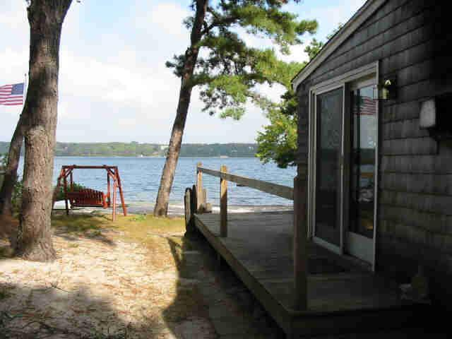 Small Cottage on Seymour Pond (1045) - Image 1 - Harwich - rentals