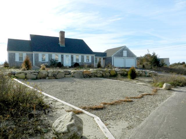 Home on Nantucket Sound & Private Beach (1199) - Image 1 - Yarmouth - rentals
