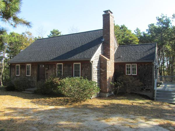 Spacious 3 Bedroom Near Wellfleet Center (1238) - Image 1 - Wellfleet - rentals
