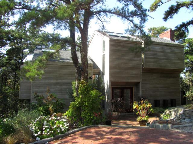 Lovely Contemporary split level Home (1284) - Image 1 - Wellfleet - rentals