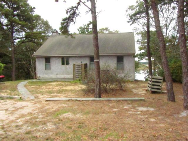 Lovely Home with Views of Drummer Cove (1321) - Image 1 - Wellfleet - rentals