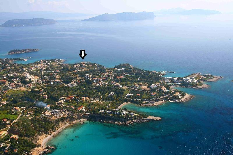Positioning of the house in Agios Aimilianos area - Now book for July and August in the price of June - Porto Heli - rentals