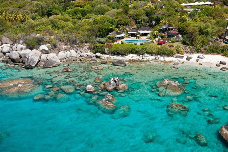 Virgin Gorda Villa 22 Absolutely Stunning! The Natural Beauty Surrounding This First-class Private Beach Estate Will Truly Take Your Breath Away. - Image 1 - Virgin Gorda - rentals