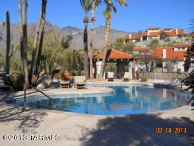 Pool & fitness area - Casa de la Tierra-Resort-Style--WIFI-Res. JANUARY - Tucson - rentals