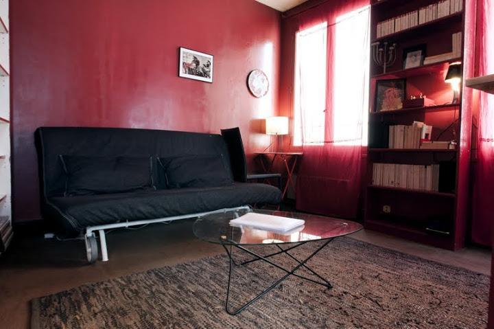 Living room - Cosy One Bedroom Marais Hotel de Ville - Paris - rentals
