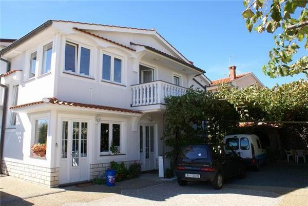 Apartment for 2 persons in Krk - Image 1 - Krk - rentals