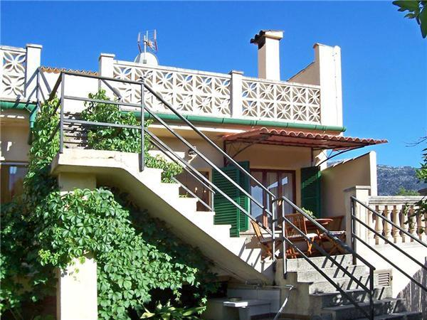 Attractive holiday house for 6 persons, with swimming pool , in Sóller - Image 1 - Soller - rentals