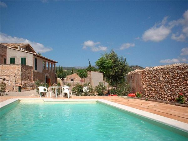 Renovated holiday house for 6 persons, with swimming pool , in Consell - Image 1 - Consell - rentals