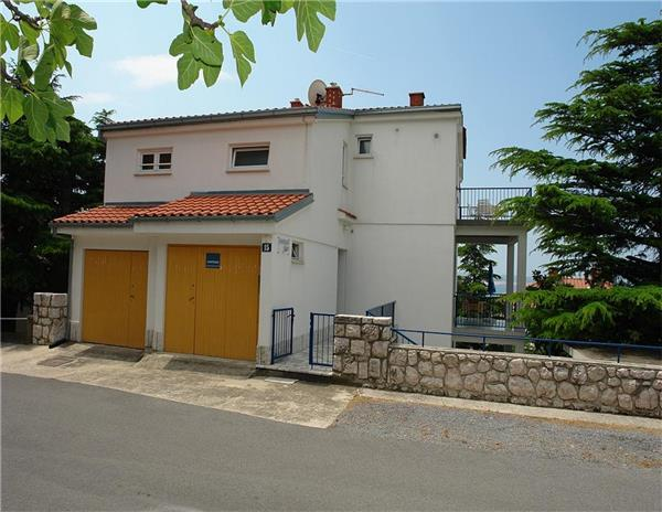 Attractive holiday house for 4 persons near the beach in Crikvenica - Image 1 - Dramalj - rentals