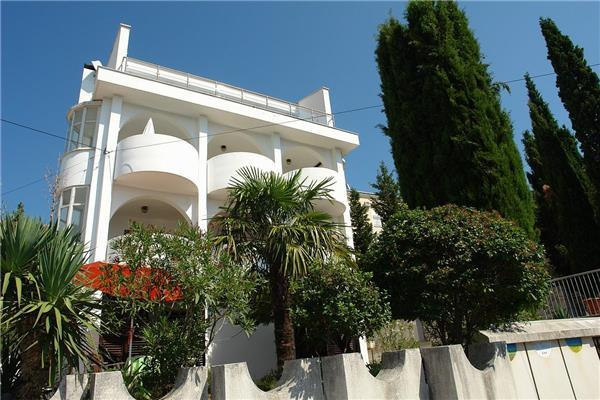 Apartment for 5 persons near the beach in Crikvenica - Image 1 - Crikvenica - rentals