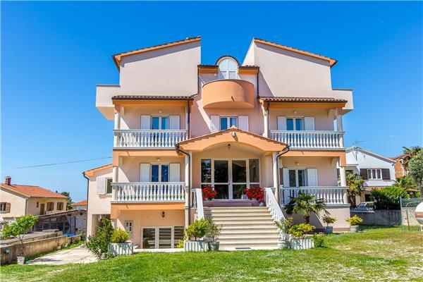 B&b for 2 persons in Medulin - Image 1 - Medulin - rentals
