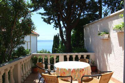 Apartment for 3 persons near the beach in Crikvenica - Image 1 - Dramalj - rentals