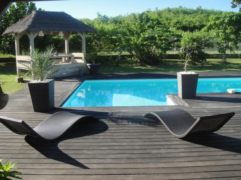 Luxury VILLA / SPA  / SWMING POOL - Image 1 - Saint-François - rentals