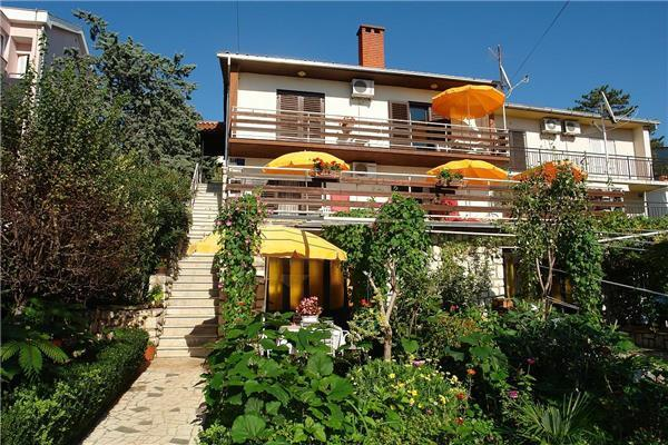 Apartment for 4 persons near the beach in Crikvenica - Image 1 - Dramalj - rentals