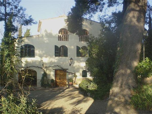Attractive holiday house for 10 persons, with swimming pool , in Tarragona - Image 1 - Valls - rentals