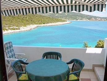 Attractive apartment for 5 persons near the beach in Sibenik - Image 1 - Sibenik - rentals