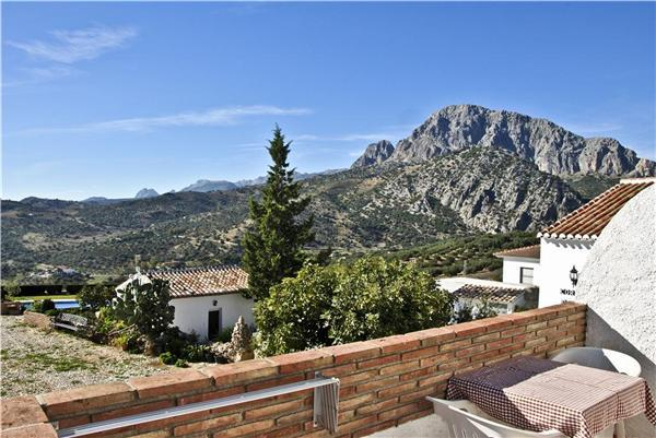 Attractive holiday house for 3 persons, with swimming pool , in Málaga - Image 1 - Periana - rentals