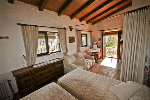 Holiday house for 2 persons, with swimming pool , in Málaga - Image 1 - Periana - rentals