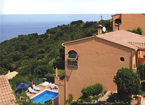 Luxury holiday house for 6 persons, with swimming pool , in Begur - Image 1 - Begur - rentals