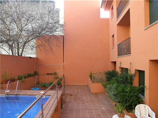 Apartment for 6 persons, with swimming pool , in Begur - Image 1 - Begur - rentals