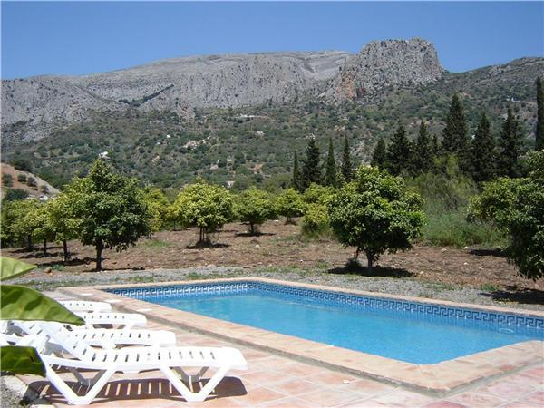 Attractive holiday house for 2 persons, with swimming pool , in Málaga - Image 1 - Alora - rentals