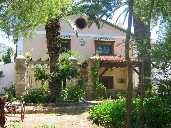 Holiday house for 8 persons, with swimming pool , in Málaga - Image 1 - Alora - rentals