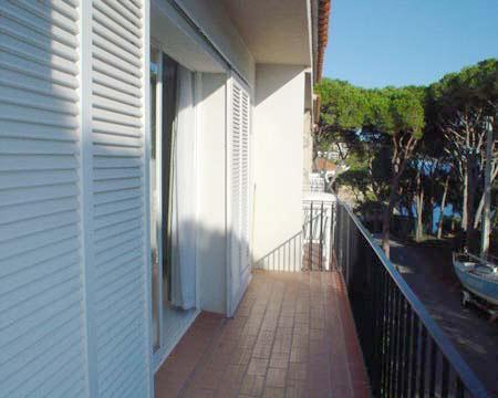 Attractive apartment for 6 persons near the beach in Llafranc - Image 1 - Llafranc - rentals