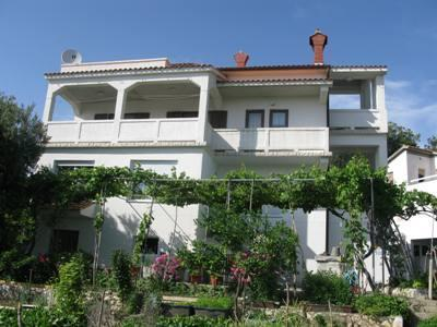 Apartment for 5 persons near the beach in Rab - Image 1 - Kampor - rentals