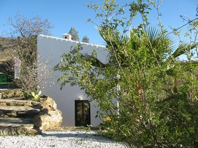 Attractive holiday house for 3 persons, with swimming pool , in Málaga - Image 1 - Almogia - rentals