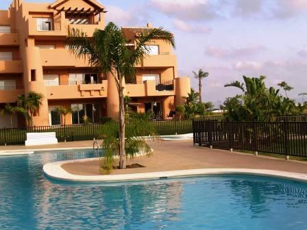 Attractive apartment for 7 persons, with swimming pool , in Torre Pacheco - Image 1 - Torre-Pacheco - rentals