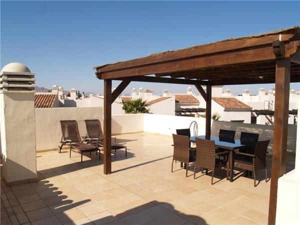 Apartment for 6 persons, with swimming pool , in Los Alcázares - Image 1 - Los Alcazares - rentals