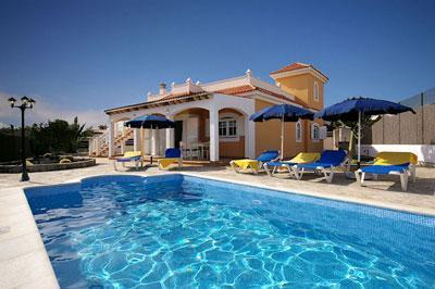 Holiday house for 6 persons, with swimming pool , in Caleta de Fuste - Image 1 - Caleta de Fuste - rentals