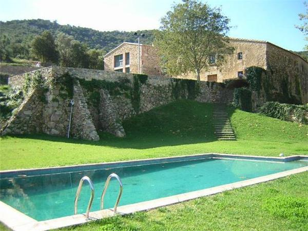 Hliday house for 4 persons, with swimming pool , in Palamós - Image 1 - Calonge - rentals